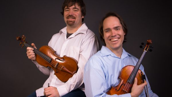 "Online Fiddle Lessons with Matthew Hartz and Vi ""The Fiddler"" Wickam"