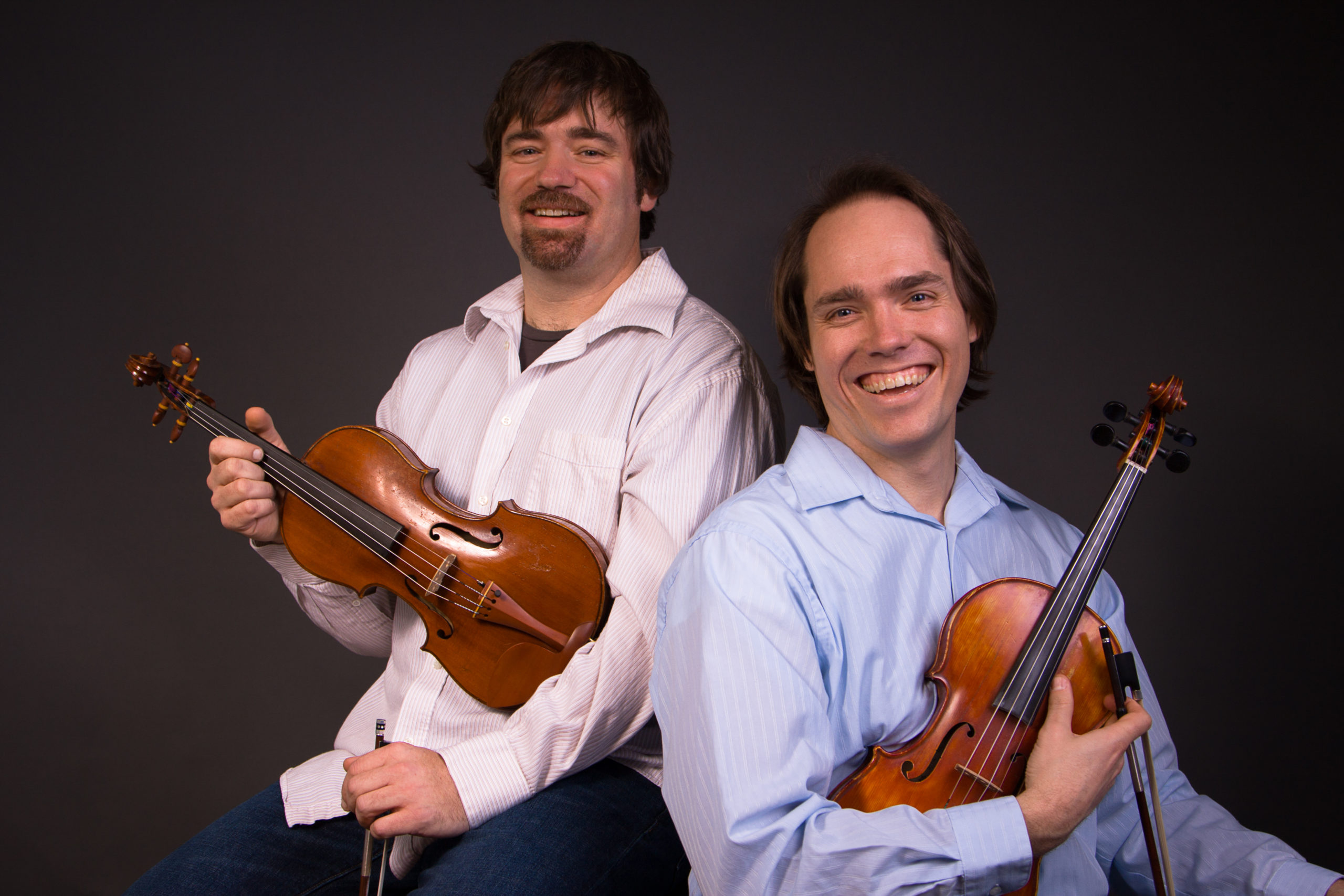"""Online Fiddle Lessons with Matthew Hartz and Vi """"The Fiddler"""" Wickam"""