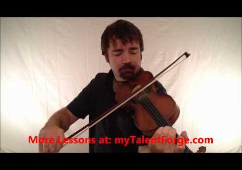 Free Fiddle Lesson – Soldier's Joy