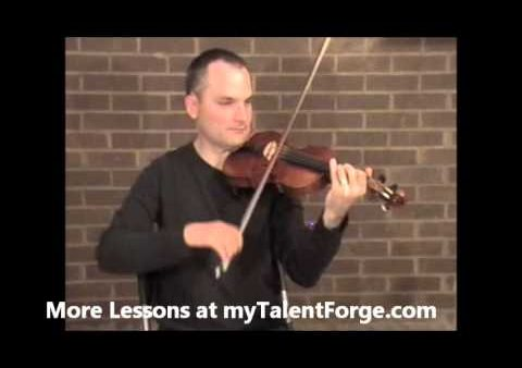 Fiddle Lesson Devil's Dream