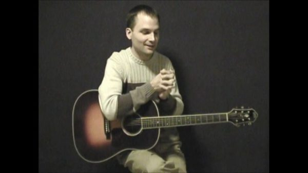Contest Style Guitar Backup – Key of A