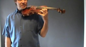 Beginning Fiddle - Lesson 2 - Holding Your Fiddle and Bow