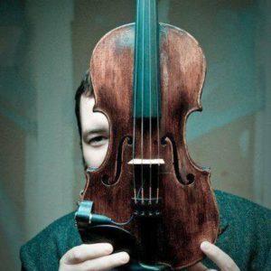 Justin Branum - Swing Fiddler