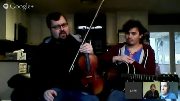 Swing Fiddling 101 with Justin Branum