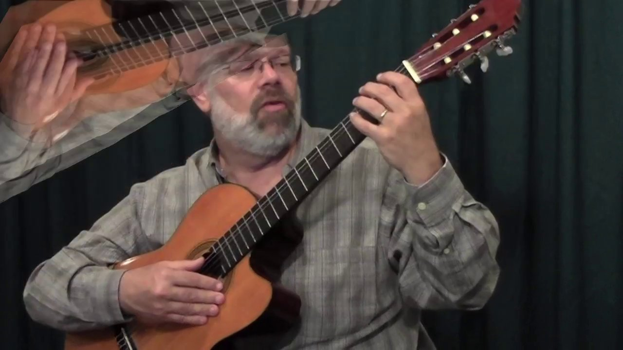 Beginning Guitar - Left Hand Exercise 1
