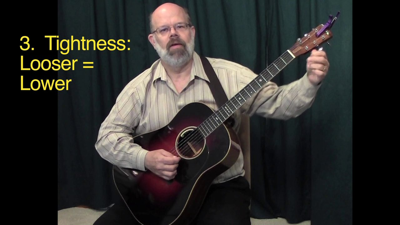 Beginning Guitar - Lesson 4