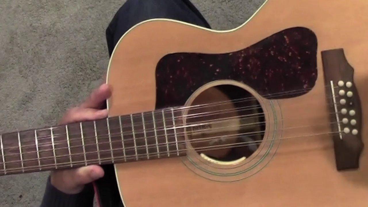 Beginning Guitar - Lesson 5-12 String
