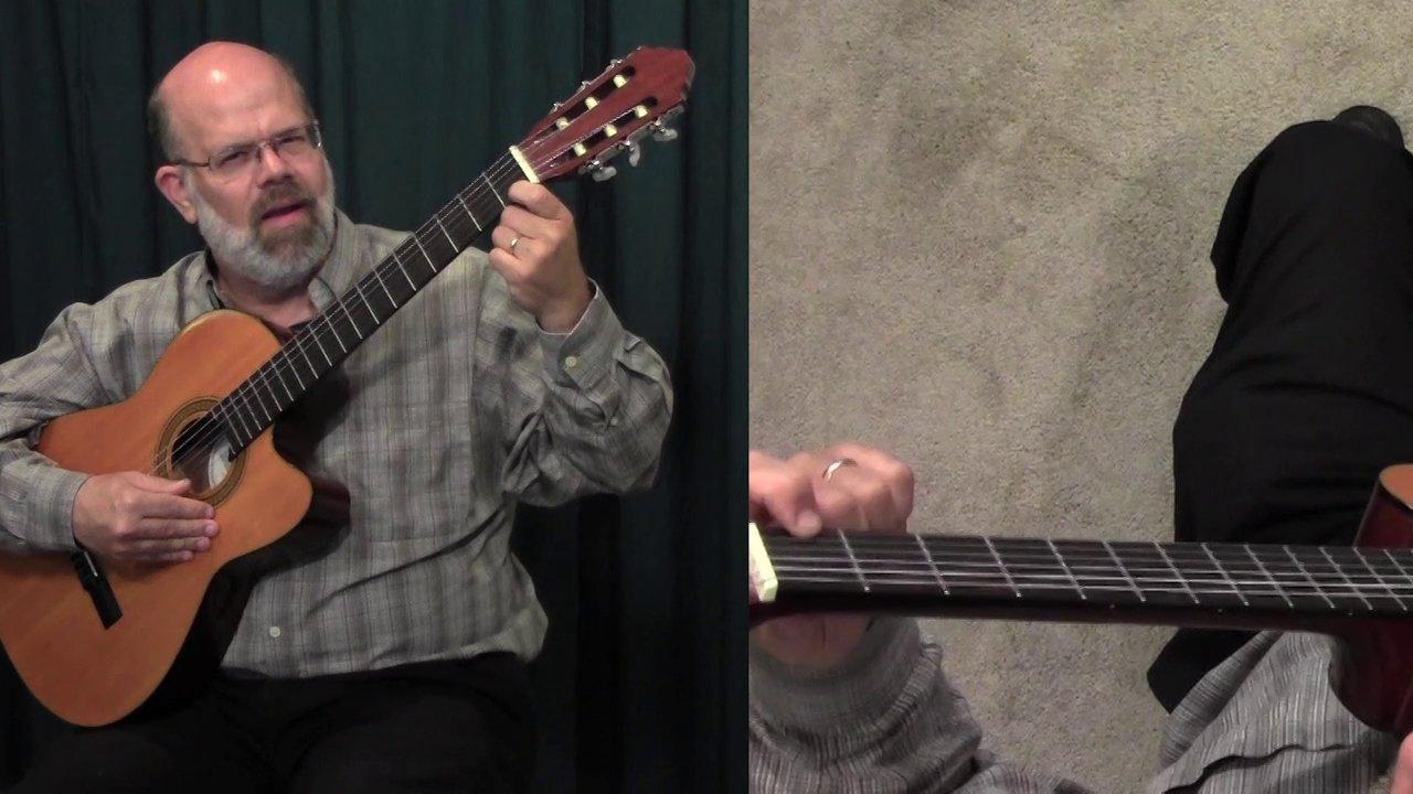 Beginning Guitar - The Left Hand