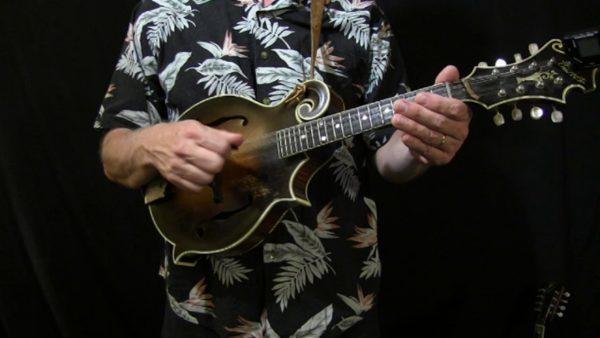 Beginning Mandolin – Lesson 3 – The Right Hand