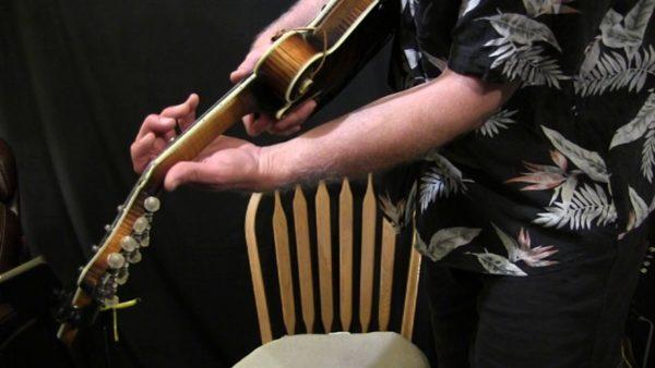Beginning Mandolin – Lesson 4 – The Left Hand