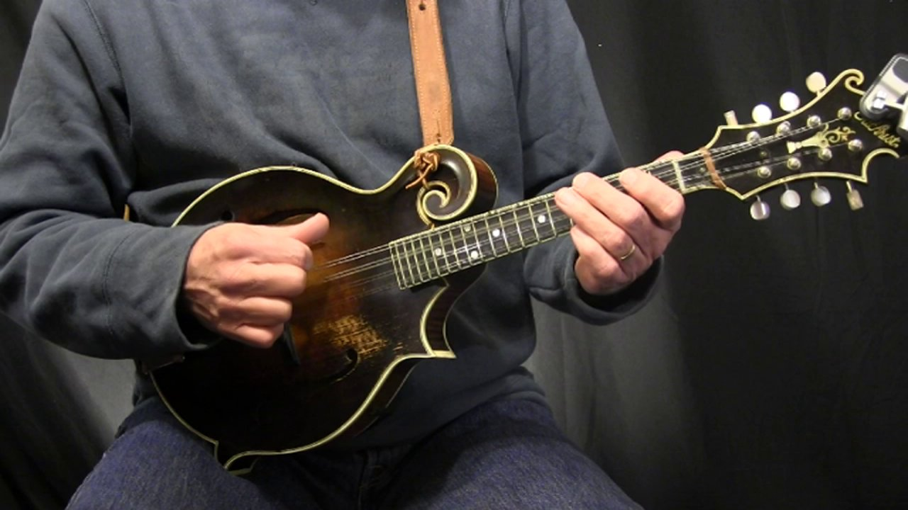 Beginning Mandolin Improvisation Lessons