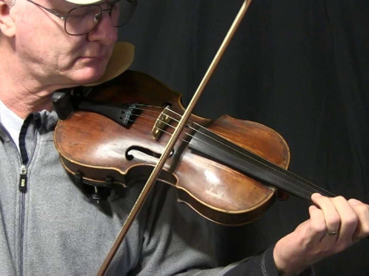 Beginning Improvisation Violin Fiddle Lesson 14