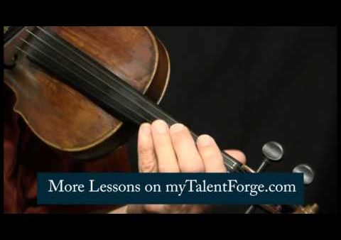 free violin improvisation lesson