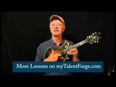 Online Mandolin Lessons with Pete Martin