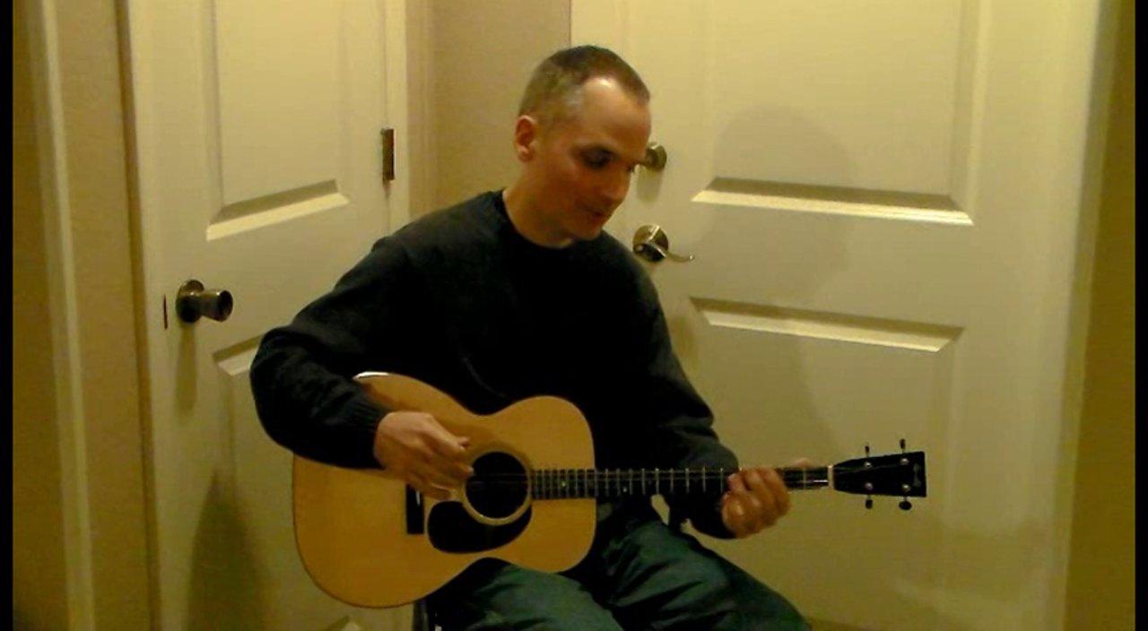 Festival Waltz - Tenor Guitar