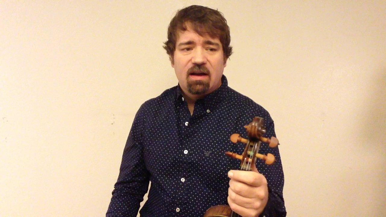 Salt River - Advanced Fiddle Lesson
