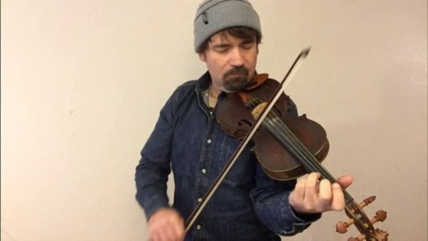 New Broom - Advanced Fiddle Lesson