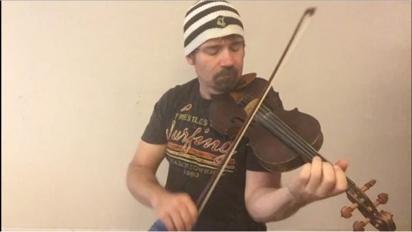 Ariel Hornpipe - Intermediate Fiddle Lesson