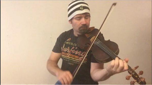 Ariel Hornpipe - Intermediate Fiddle Lesson