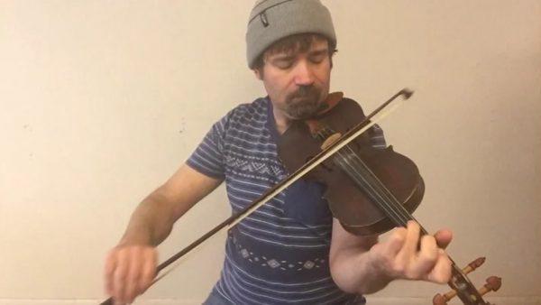 Czar Of Russia's Favorite Hornpipe - Intermediate Fiddle Lesson