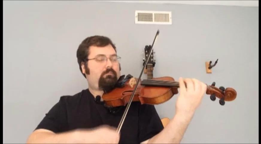 Lick of the Week #3 - Bluegrass Lick #2 - Justin Branum