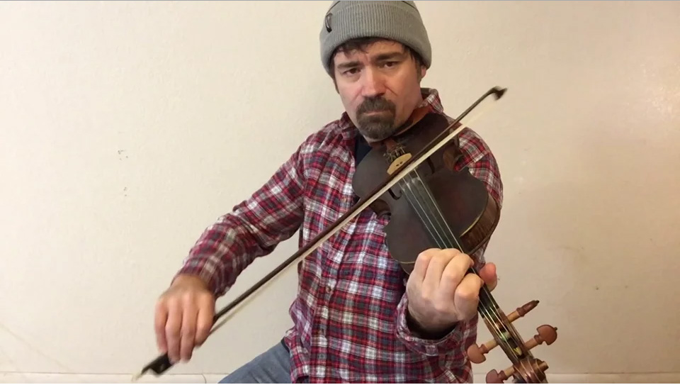 Polly Put The Kettle On - Advanced Fiddle Lesson
