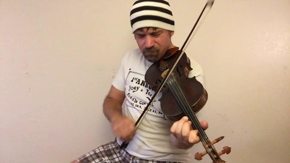 Blue Eagle - Advanced Fiddle Lesson