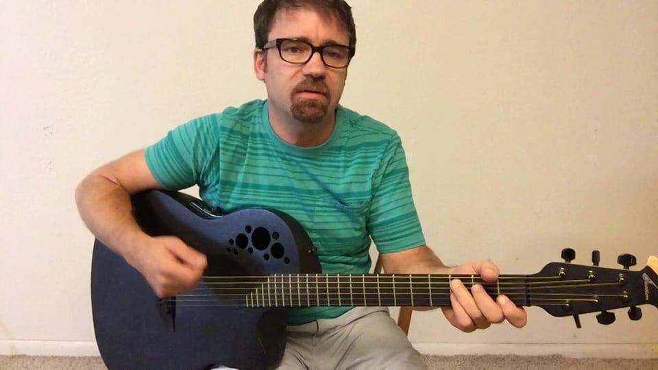 Honeysuckle Rose - Beginning Guitar Accompaniment Lesson