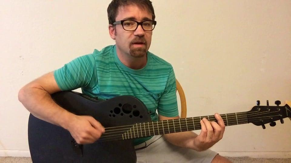 Lady Be Good - Beginning Guitar Accompaniment Lesson
