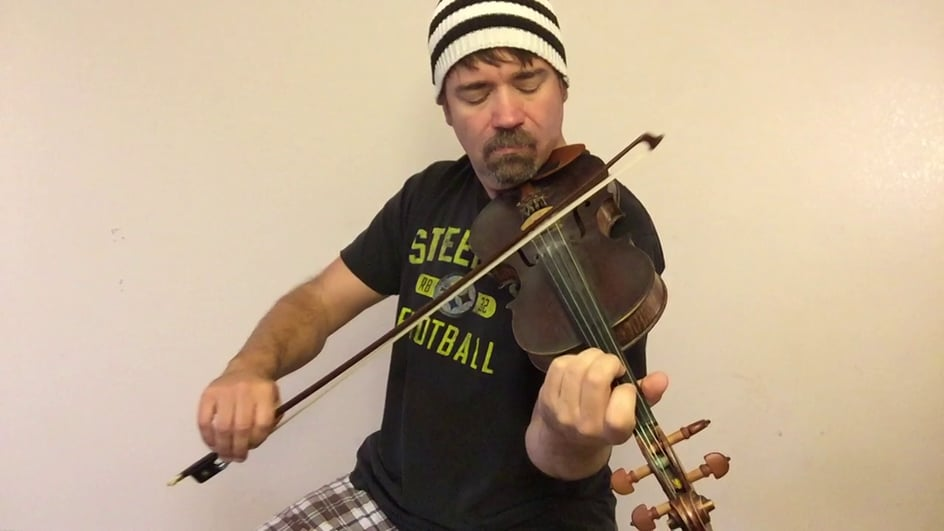 Ragtime Annie - Advanced Fiddle Lesson