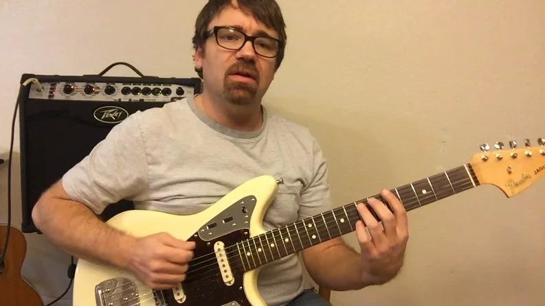 12 Bar Blues Accompaniment - Beginning to Intermediate Guitar