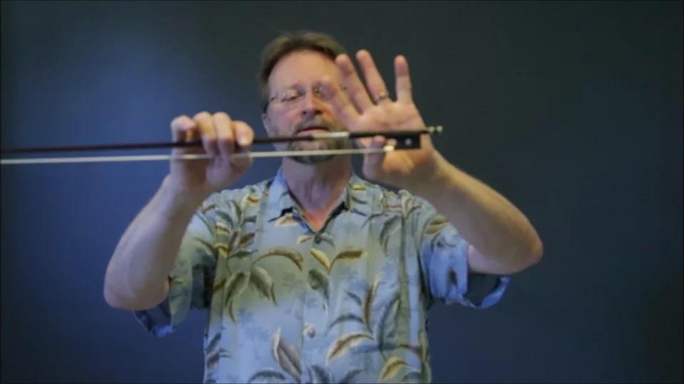 Beginning Strings for Teachers - Lesson 5 - The Bow