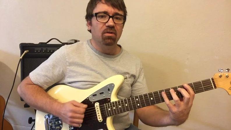 Wipeout - Beginning to Intermediate Guitar
