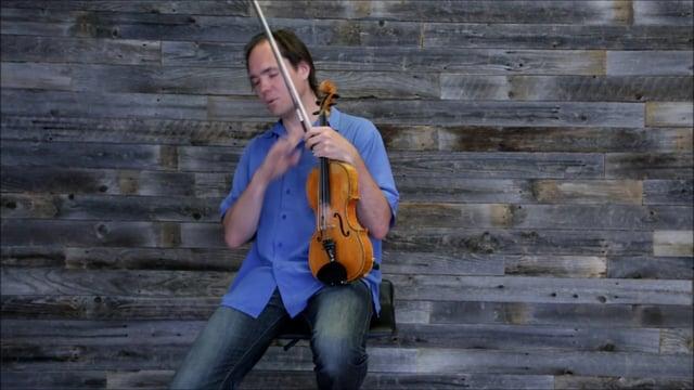 advanced fiddle ragtime annie