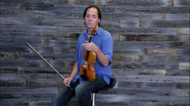 intermediate fiddle lesson 20 peekaboo waltz