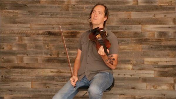 intermediate advanced fiddle lesson sandy boys