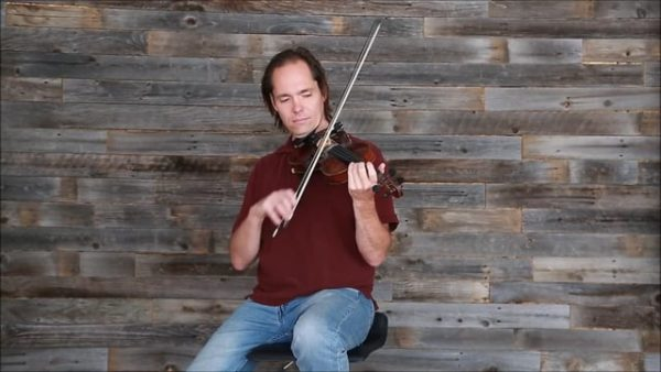Cluck Old Hen Beginning Fiddle Lesson