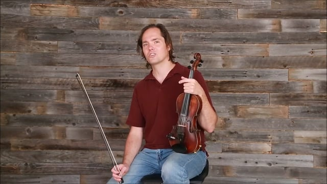 Beginning/Intermediate Fiddle - Simple Gifts
