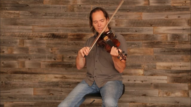 Shuffle Bowing #7 - Intermediate-Advanced Fiddle Lesson