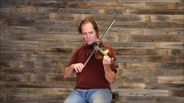 Simple Double Stop Scale Level 3 Key of B Flat