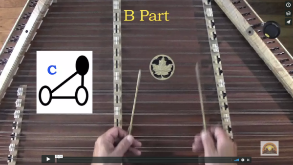 Barlow Knife (Series) - Dulcimer Crossing - Lesson 10