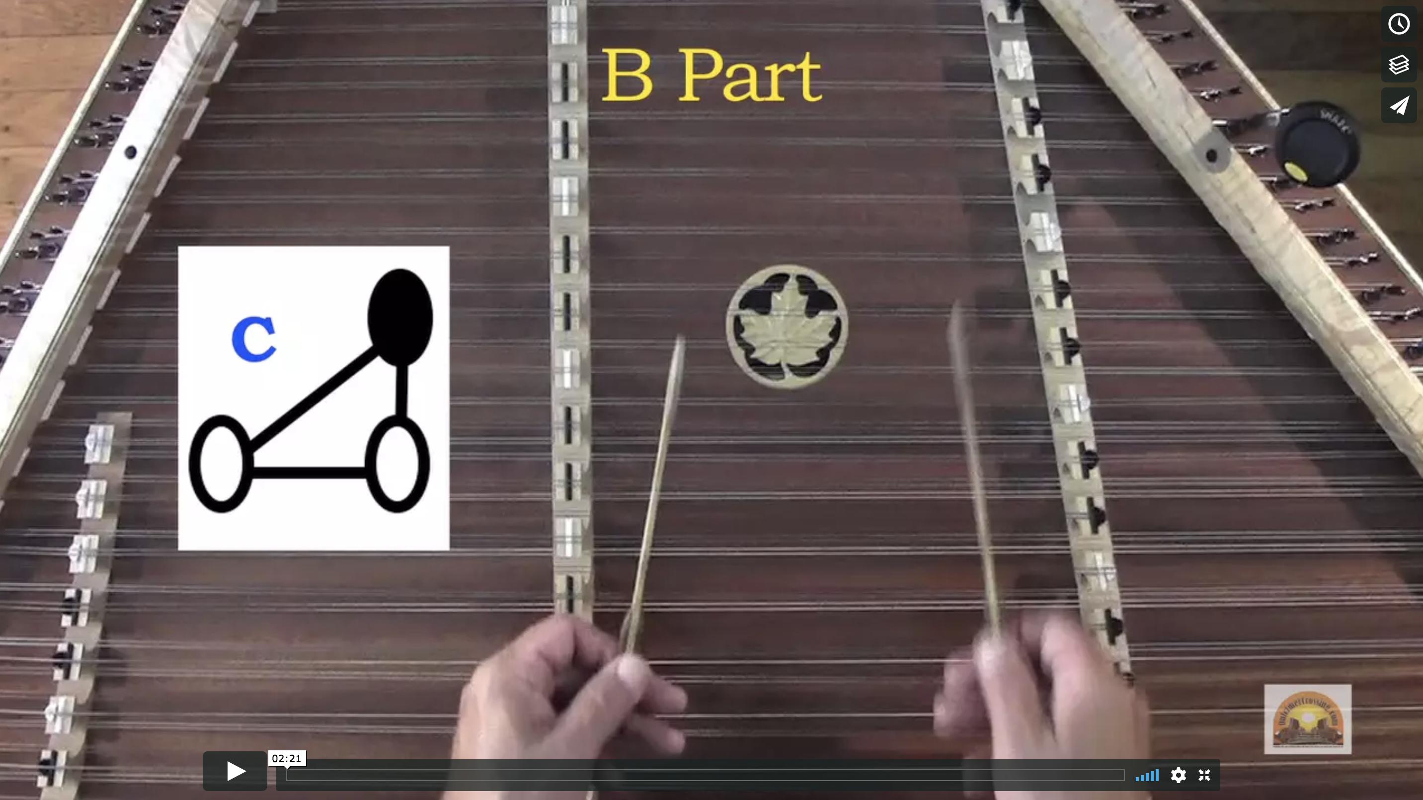 Barlow Knife (Series) - Dulcimer Crossing - Lesson 10