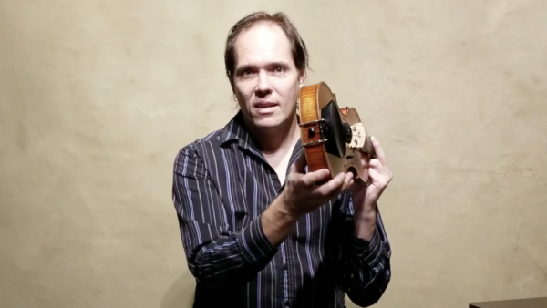 The Pesky Violin Hickey Tip #2 - Quick Practice Tip