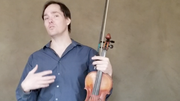 Improvising in Fiddle Tunes - Context