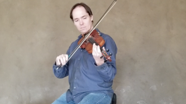 Neighboring Notes - Improvising in Fiddle Tunes
