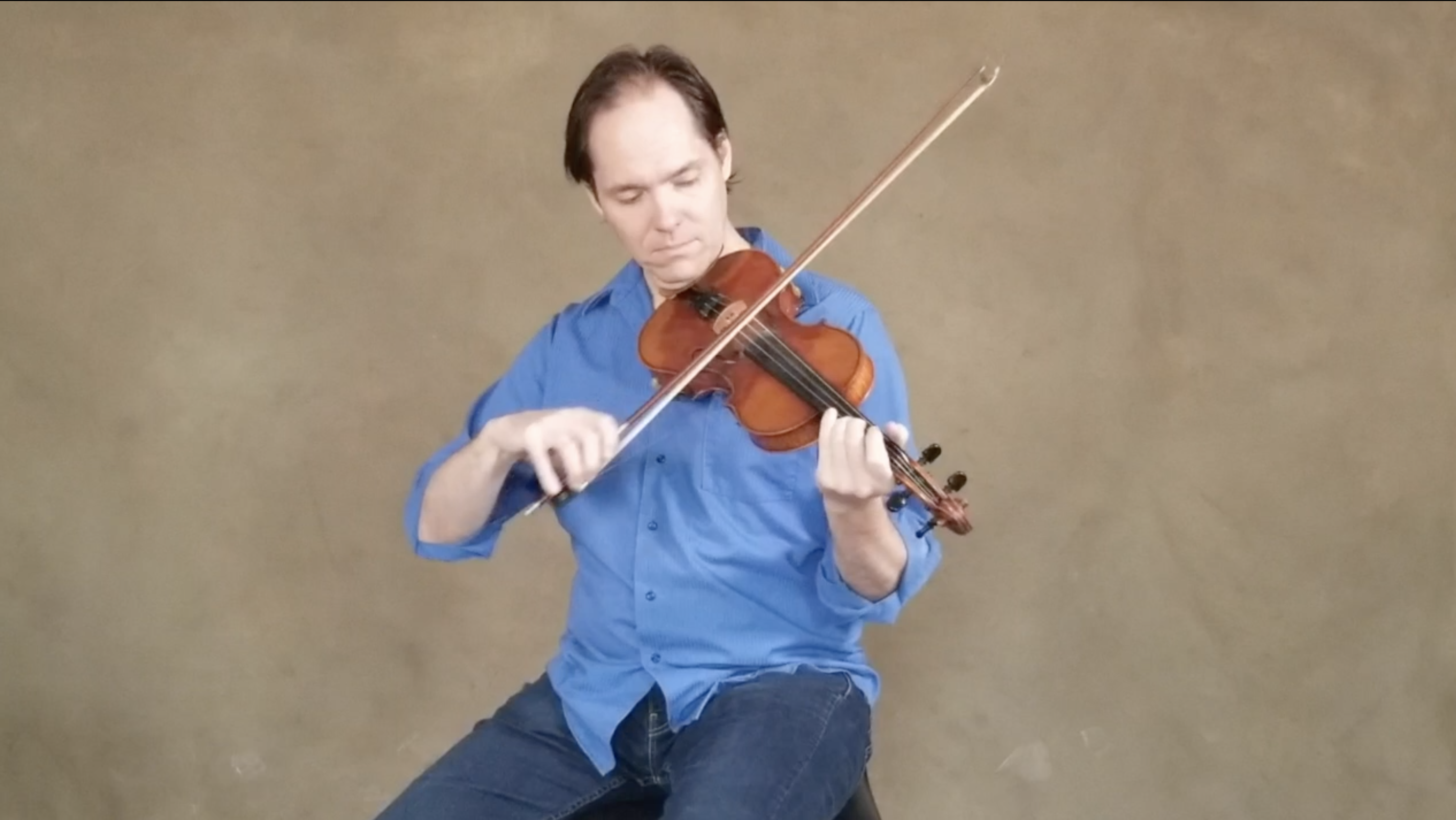 Putting it All Together - Improvising in Fiddle Tunes